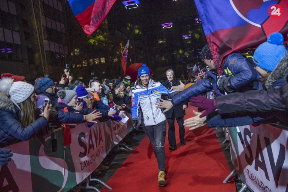 FOTO: Petra Vlhová na Svetovom pohári v Maribore