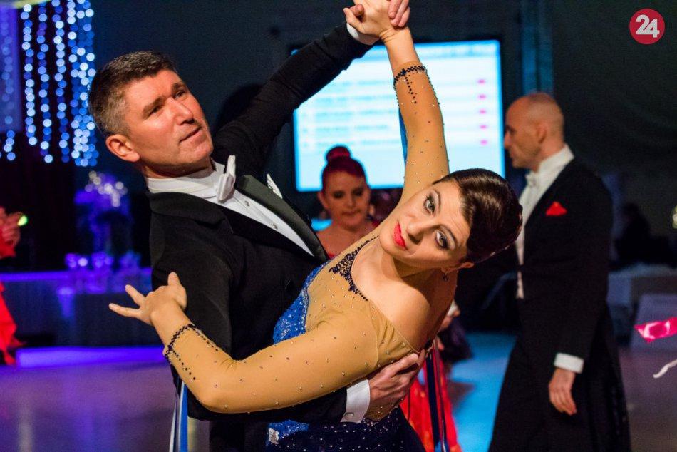 Majstrovstvá Slovenskej republiky v tanečnom športe 1