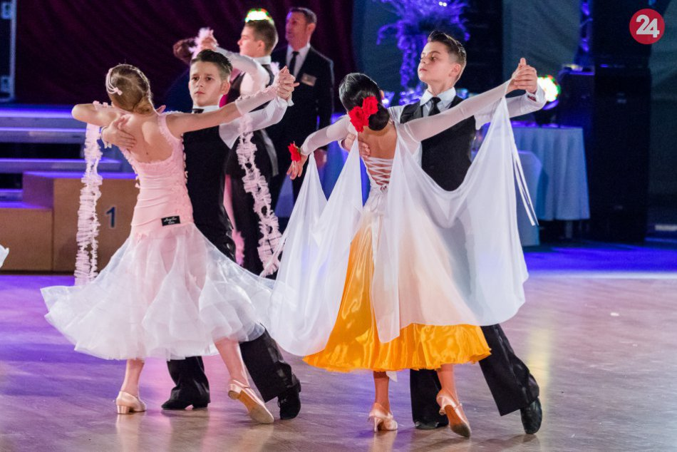 Majstrovstvá Slovenskej republiky v tanečnom športe 2