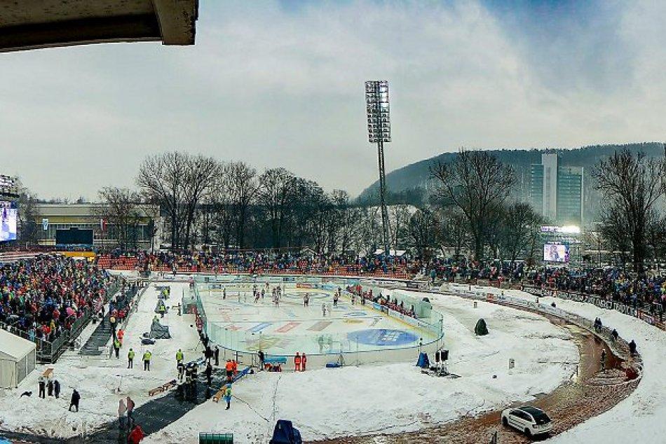 Winter Classic: Zábery zo zápasu Bystrice a Zvolena