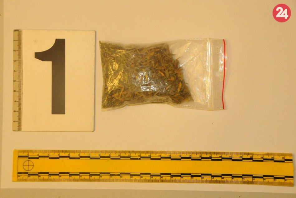 Polícia zaistila v Košiciach drogy