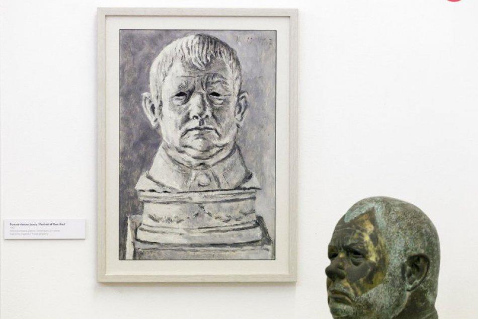 Výstava k 100. výročiu narodenia Ernesta Zmetáka v Galérii mesta Bratislava