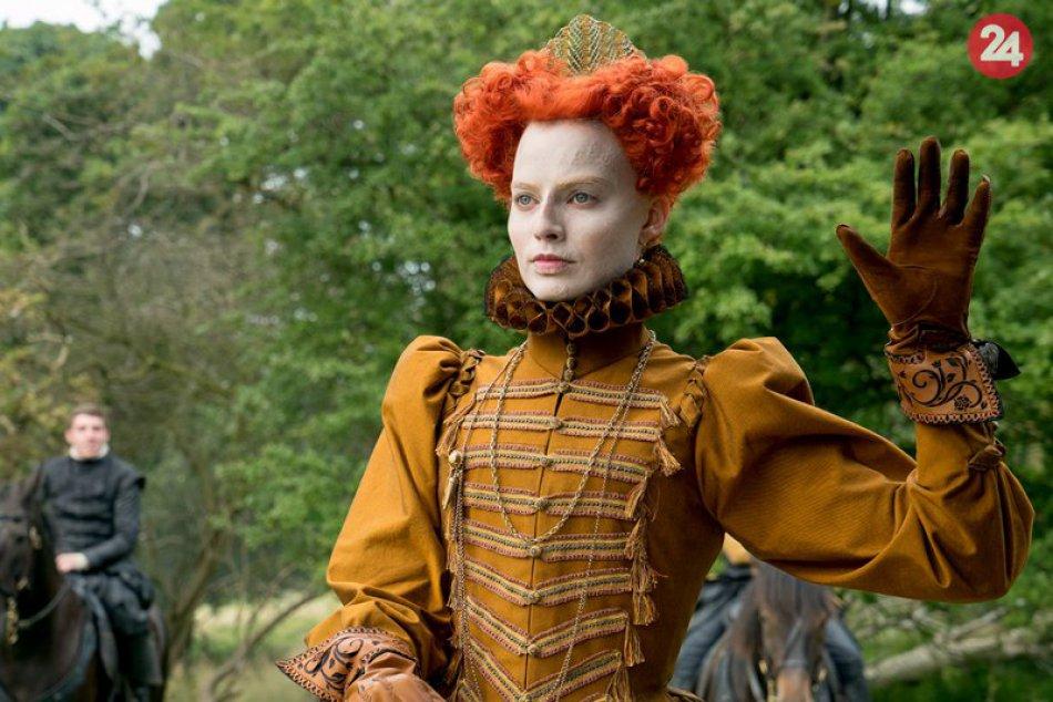 Mária, kráľovná škótska: Saoirse Ronan a Margot Robbie ako rivalky