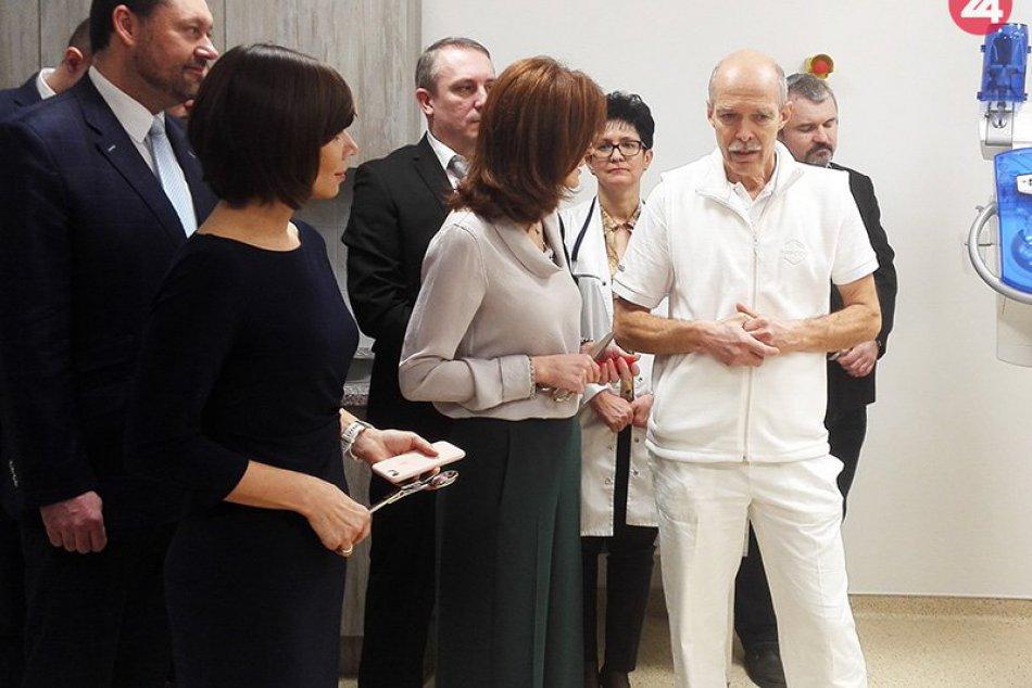 Pacientov v Nových Zámkoch vyšetrí moderný CT prístroj