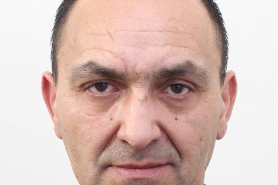 Polícia hľadá 50-ročného muža z Cerova. Nevideli ste ho niekde?
