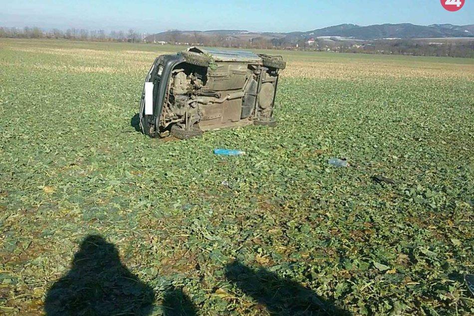 Tragická dopravná nehoda v okrese Nové Mesto nad Váhom