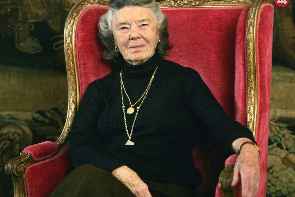 Vo veku 94 rokov zomrela známa autorka bestsellerov Rosamunde Pilcherová