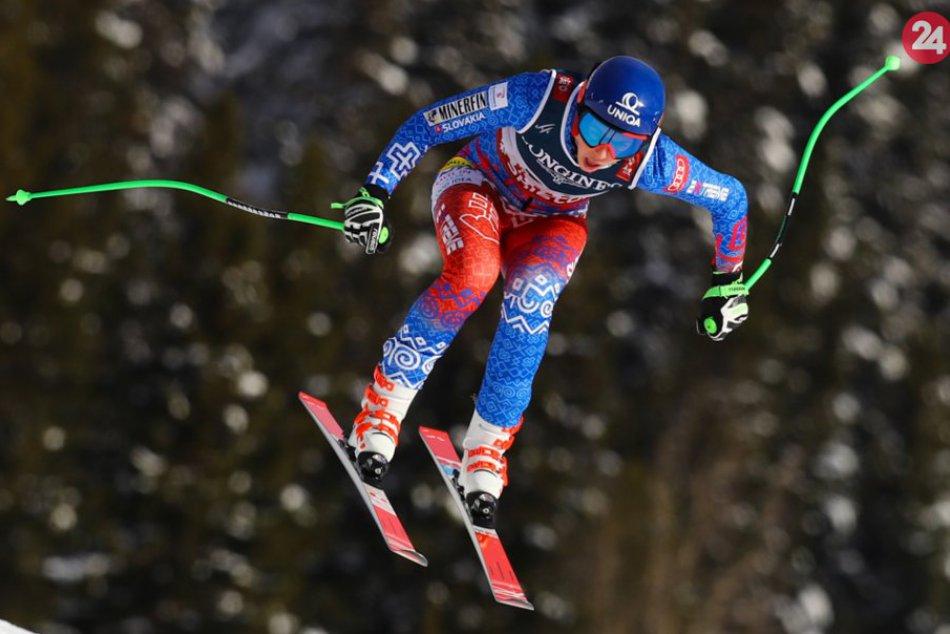 FOTO: Kombinácia MS v lyžovaní s Petrou Vlhovou