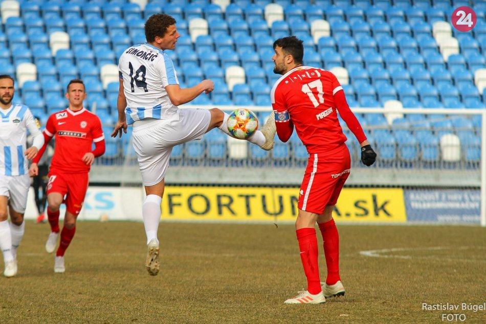 Príprava: FC Nitra – FC Zbrojovka Brno 1:2 (0:1)