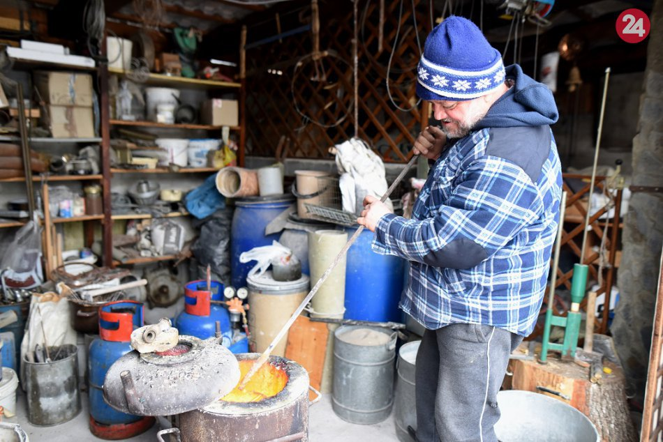 OBRAZOM: Sošky OTO pochádzajú z obce Suchá nad Parnou