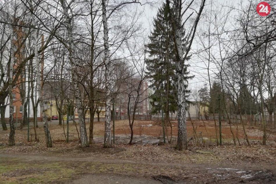 OBRAZOM: Vyrastie na tomto mieste v Humennom mestské športové stredisko?