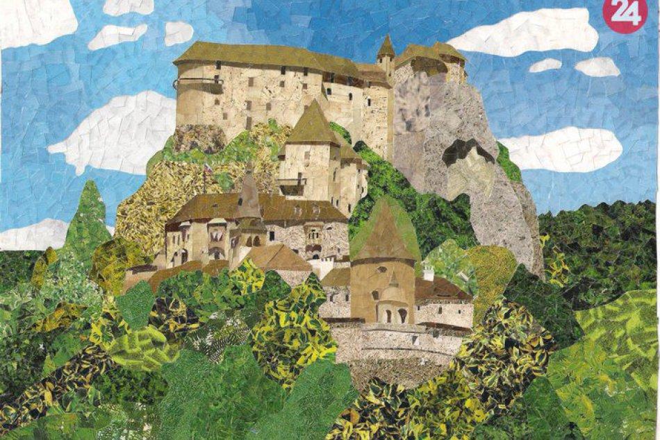 Mozaiky a fotomozaiky Ernesta Šorokšáriho