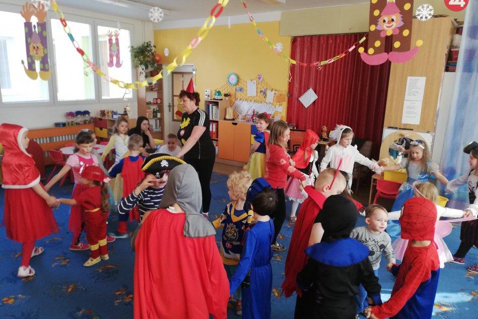 Veľká FOTOGALÉRIA: V Spišskej mala svoj karneval aj najväčšia materská škola