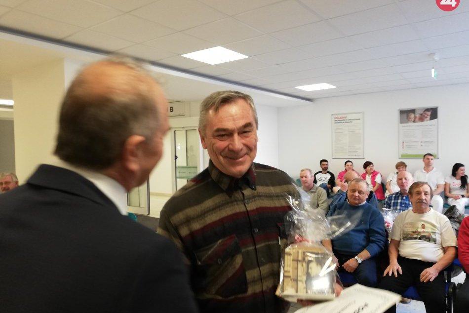 Toto je on: Novovešťan, ktorý daroval vzácnu tekutinu už nádherných 102 ráz