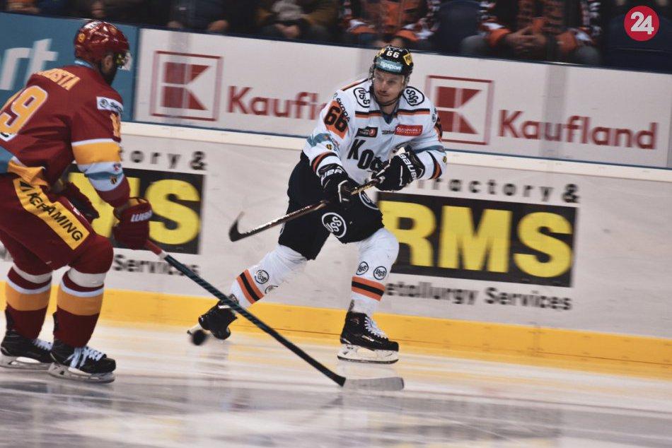 Hokej Košice Trenčín