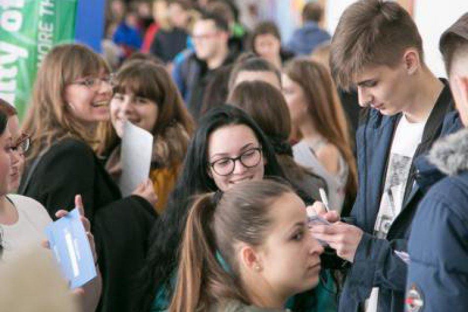 Veľká FOTOGALÉRIA: DOD Prešovskej univerzity zachytený objektívom