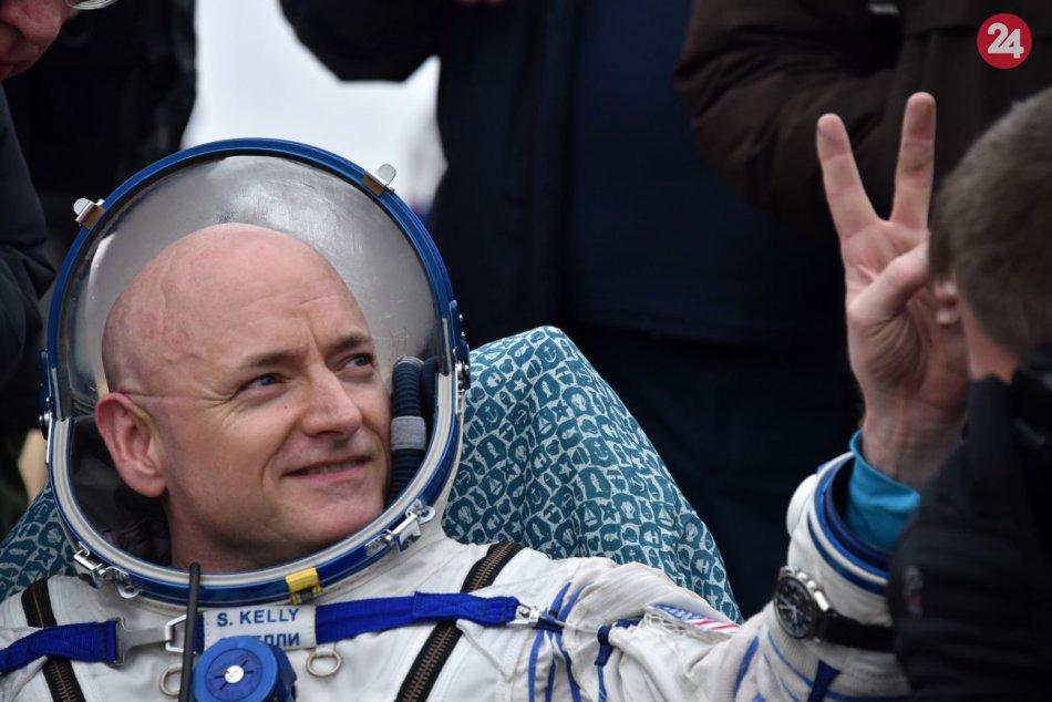Astronaut Scott Kelly