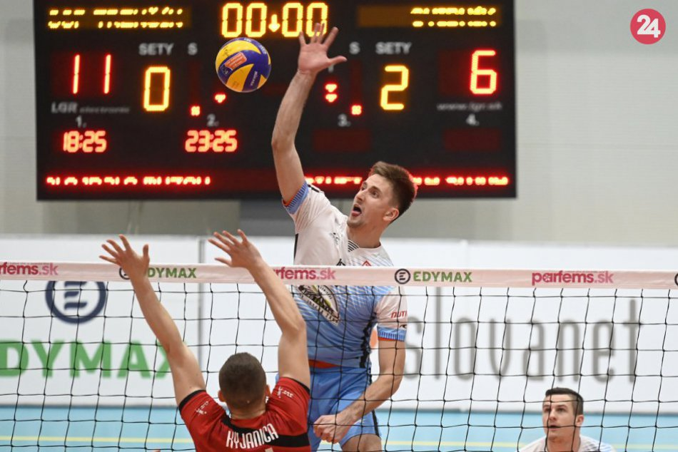 Nové tváre vo volejbalovom mužstve: Nitra získala 2 hráčske posily