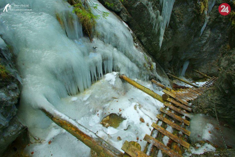 Leží pri Spišskej a má skutočne svoje čaro: Túto roklinu môžete navštíviť aj vy