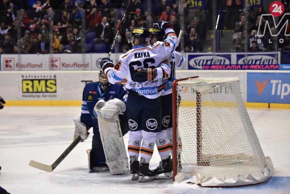 Hokej Košice Nitra