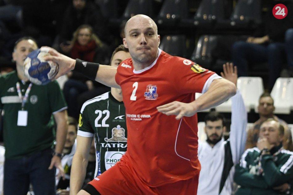 FOTO: Považská hrala v Prešove len s 12 hráčmi a 3 spojkami, no aj tak odolávala
