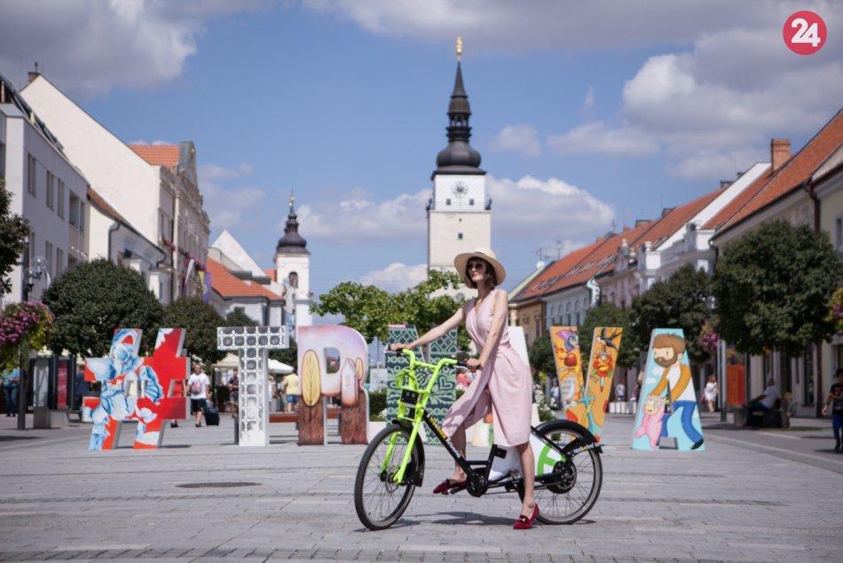 Trnavský bikesharing