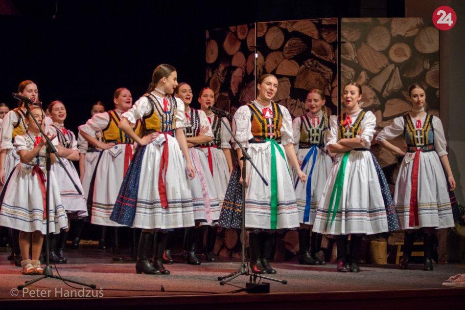Detský folklórny súbor Venček Poprad - 30. narodeniny
