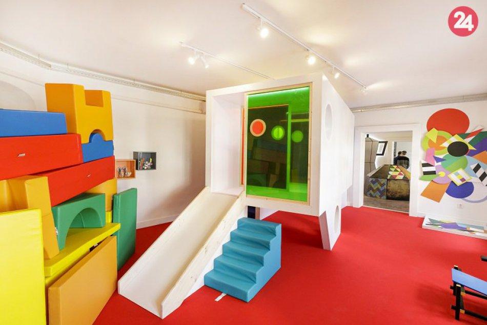 Bibiana - výstava o Bauhause