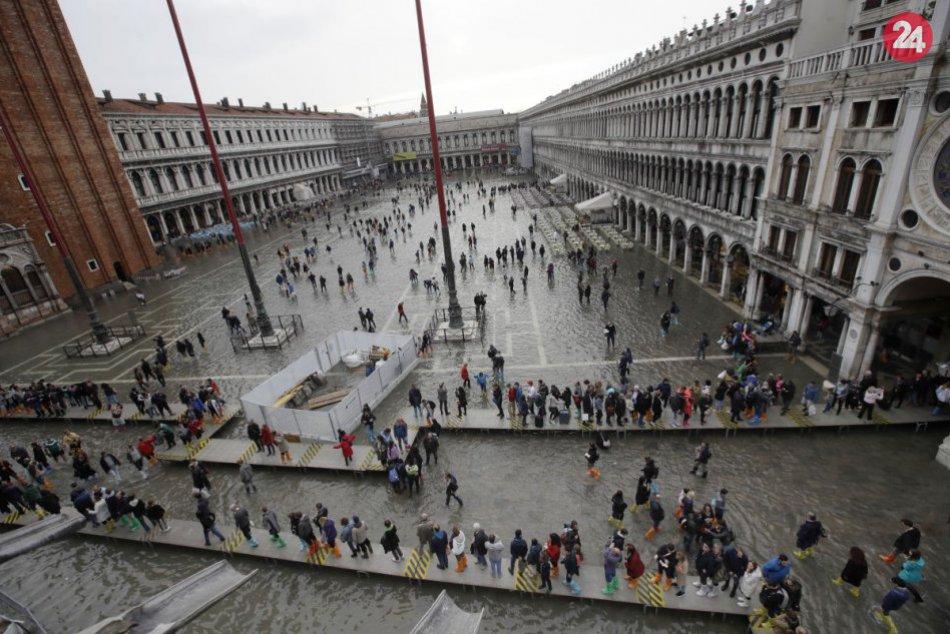 Benátky schválili vstupné do mesta