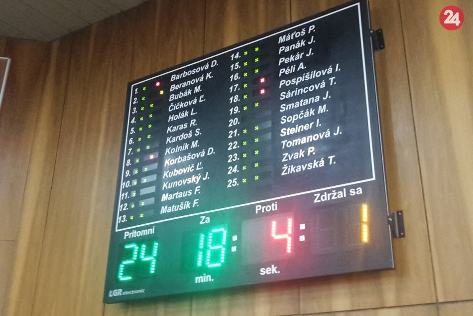 Zmeny v považskobystrickej MHD schválené: Takto sa hlasovalo