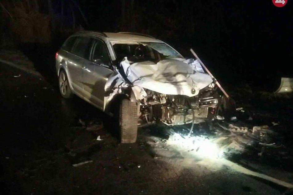 Smrteľná nehoda pri Pincinej