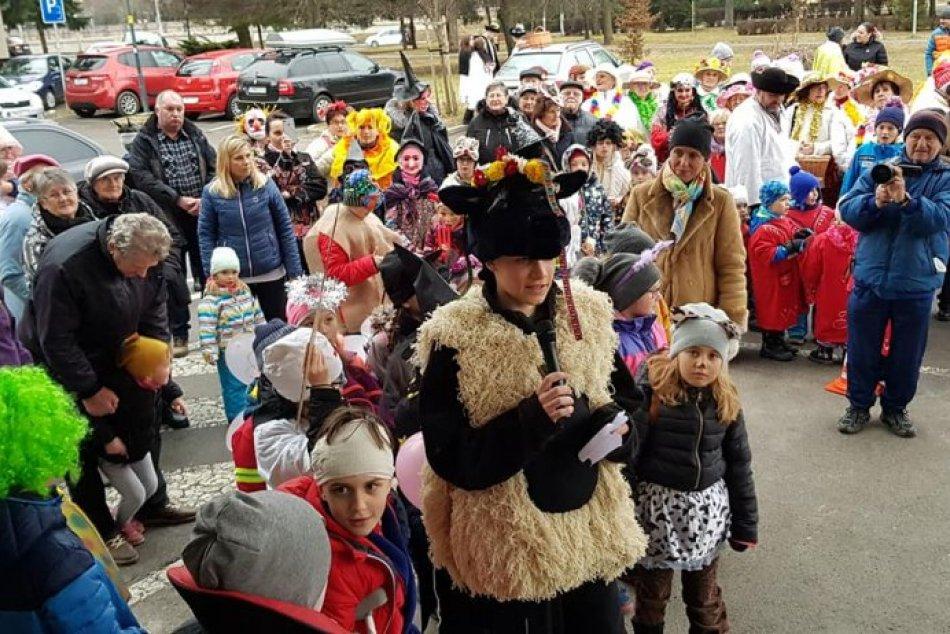 FOTO: Fašiangové oslavy v Liptovskom Mikuláši