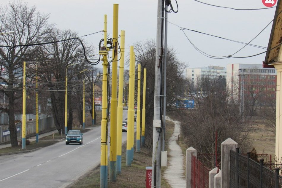 Solivarská ulica v Prešove: Ešte v roku 2019 by mohla prejsť obnovou