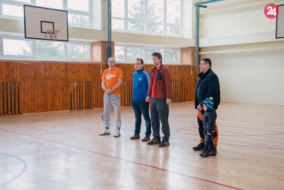 3. ročník basketbalového turnaja O pohár primátora