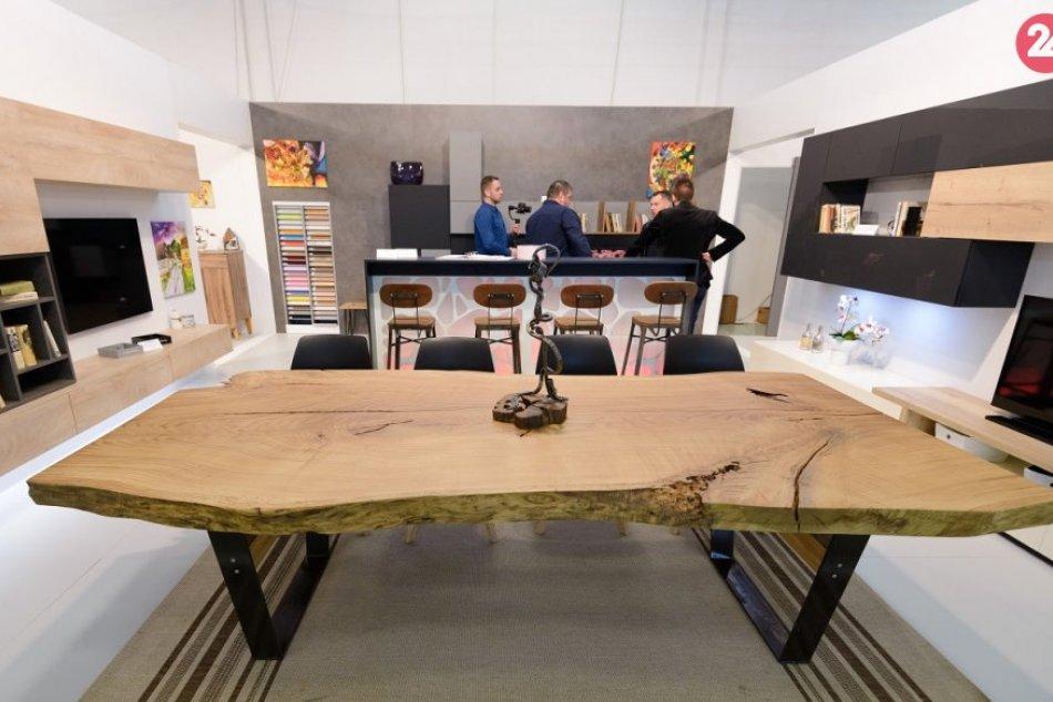 V Nitre sa začal veľtrh nábytku: Prilákal takmer 420 vystavovateľov, FOTO