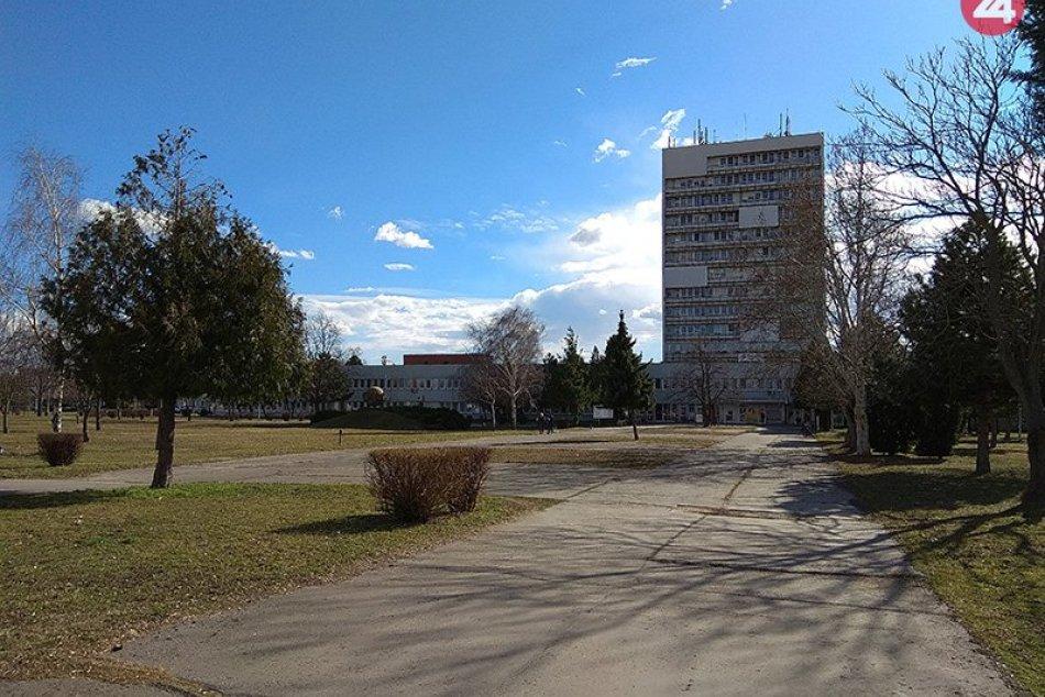 Fakultná nemocnica s poliklinikou Nové Zámky