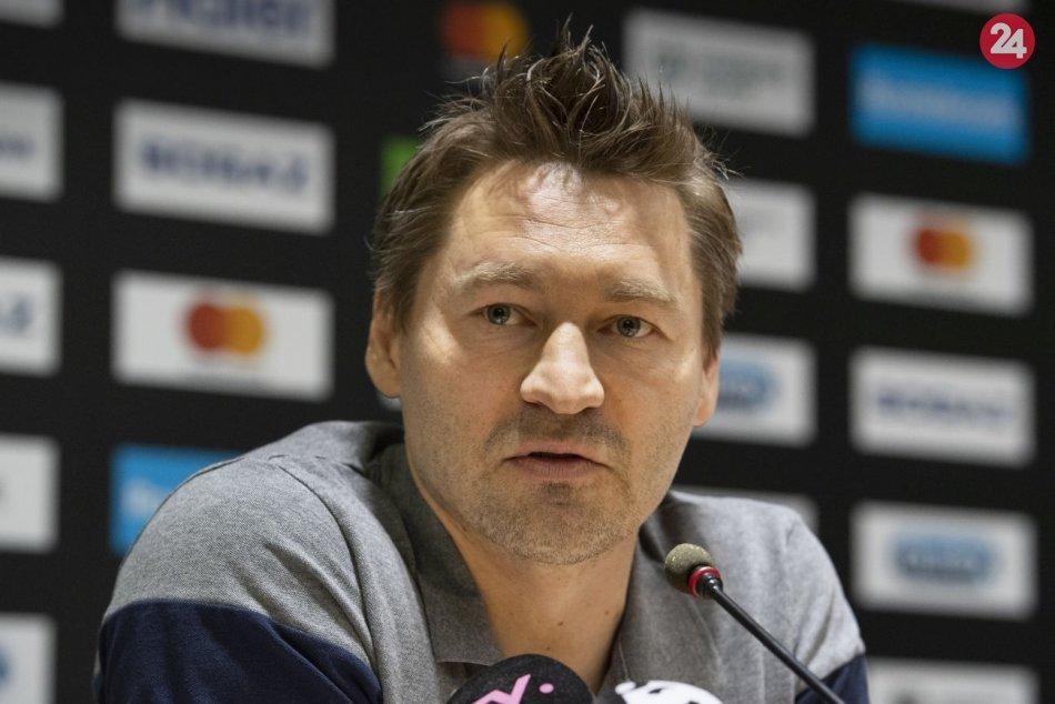 Tlačová konferencia HC Slovan Bratislava