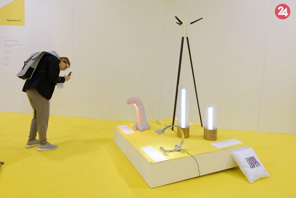 Nábytok z papiera i odpadu: Fórum dizajnu otvorilo dvere kreatívcom, FOTO