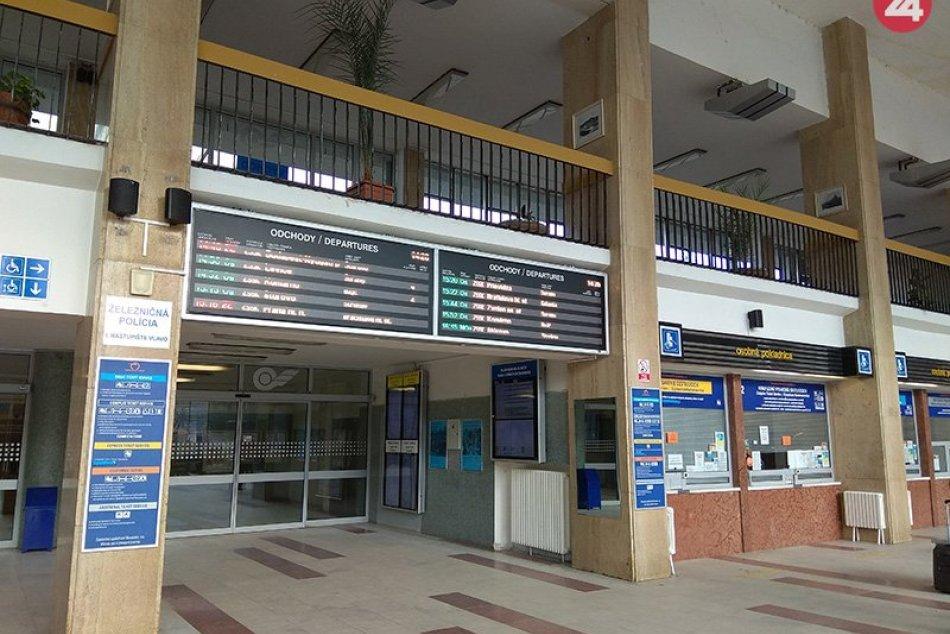 Železničná stanica Nové Zámky