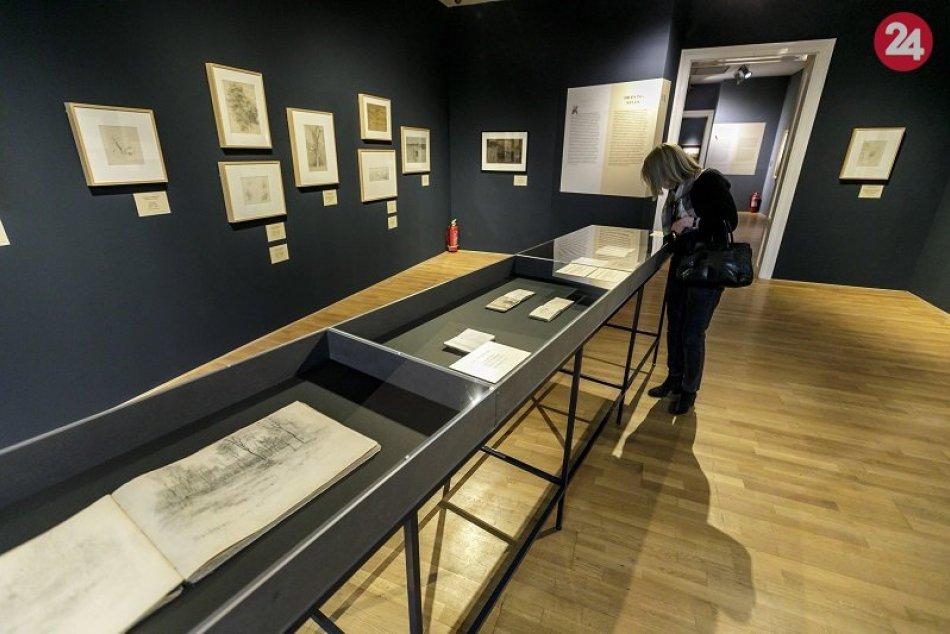 Výstava v SNG: Z akadémie do prírody