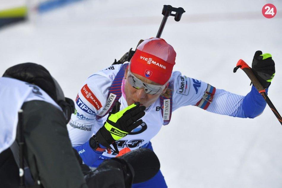 Kuzminová vybojovala titul na majstrovstvách sveta