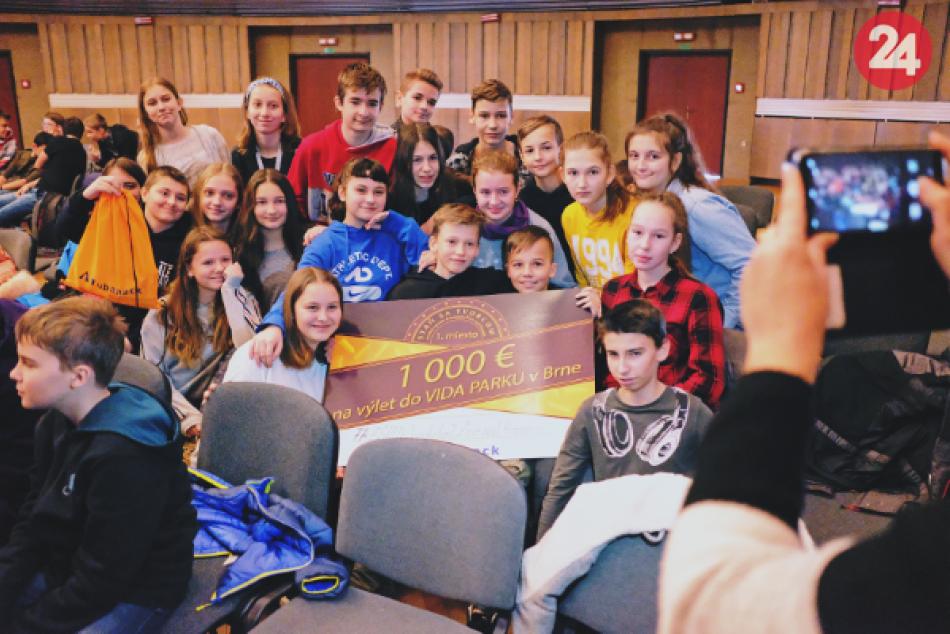 TUBAPACK podporuje rozvoj mladých ľudí