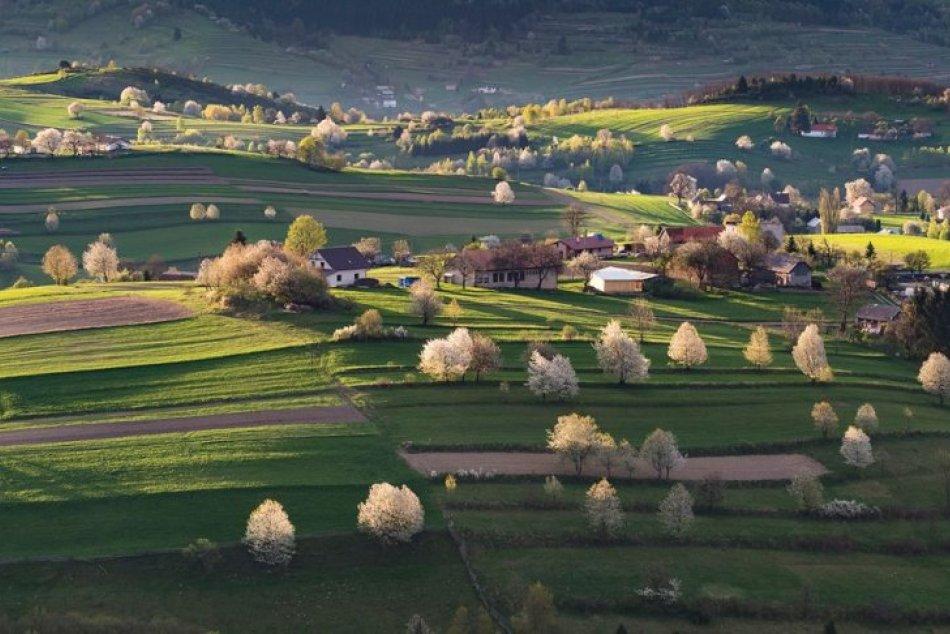 V OBRAZOCH: Krásy Podpoľania zachytené na fotkách Vladimíra Šifru