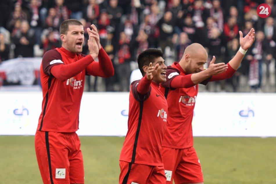 Spartak zlyhal: Dôležitý zápas so Sereďou úradujúci majstri prehrali, FOTO
