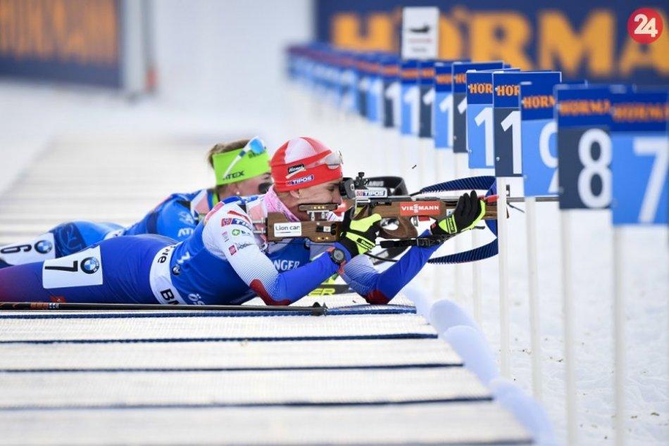 Majstrovstvá sveta v biatlone vo švédskom Östersunde