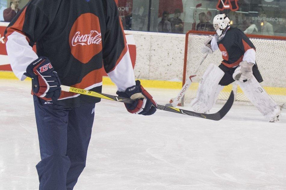 Trofej budúceho hokejového majstra sveta odhalená: FOTO
