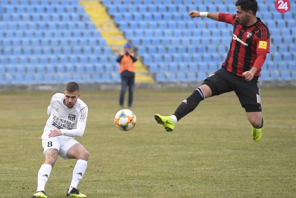 Spartak zdolal treťoligové Košice až v rozstrele