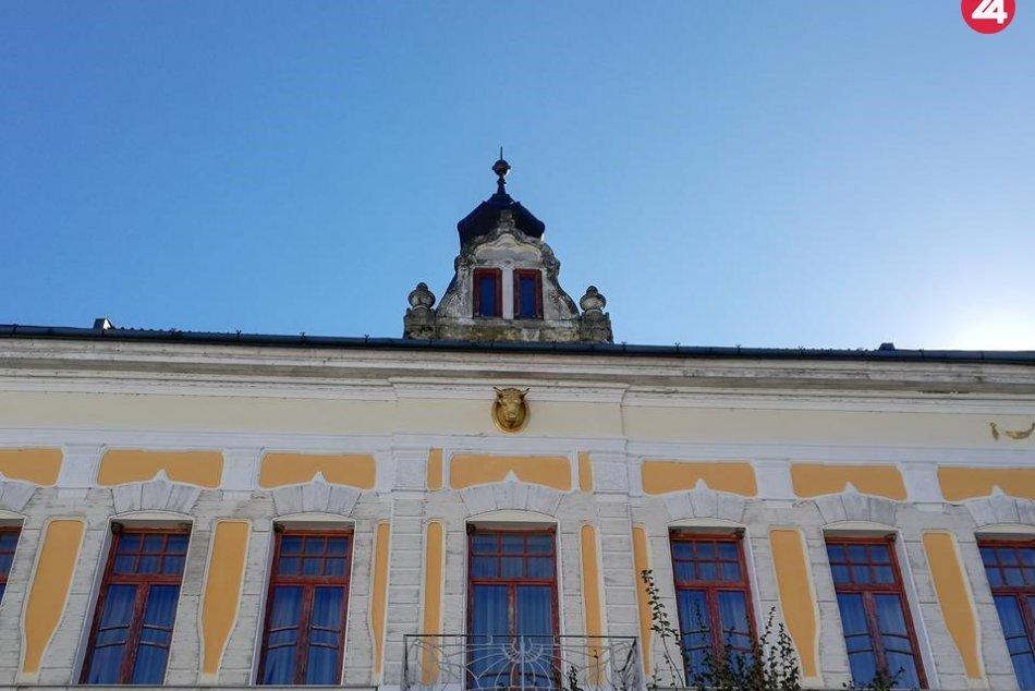 Patrí medzi veľmi známe budovy v metropole Zemplína: A čakajú ju novinky