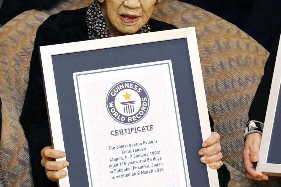 Najstaršou žijúcou osobou na svete sa stala 116-ročná Japonka