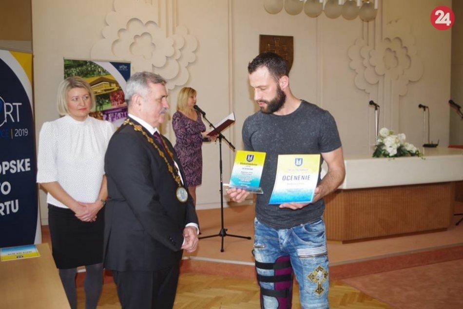V metropole Zemplína rozdávali ocenenia naj športovcom: FOTKY z podujatia
